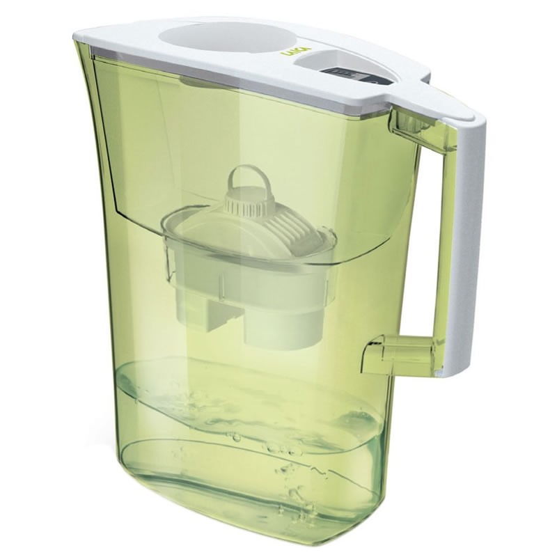 Cana de filtrare apa Laica Spring Mint, 3 l, Verde 2021 shopu.ro
