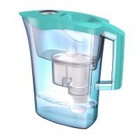Cana filtranta de apa Laica MikroPlastik Stop, 3 filtre Bi-flux incluse