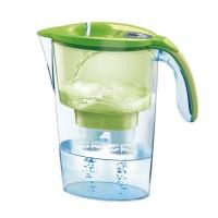 Cana filtranta de apa Laica Stream, 2.3 l, Verde