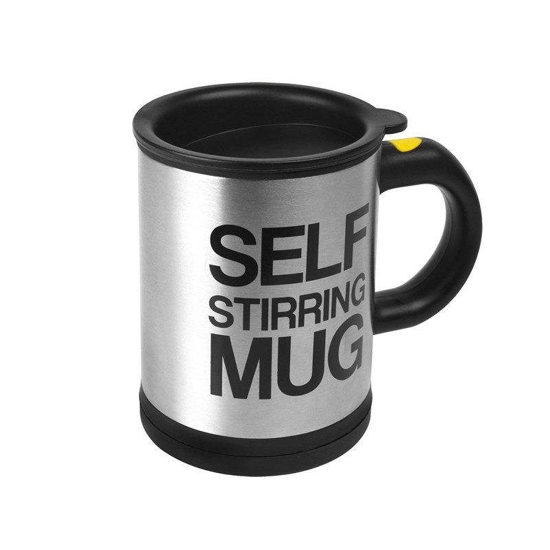 Cana pentru ness Self Stirring Mug, 2 baterii 2021 shopu.ro