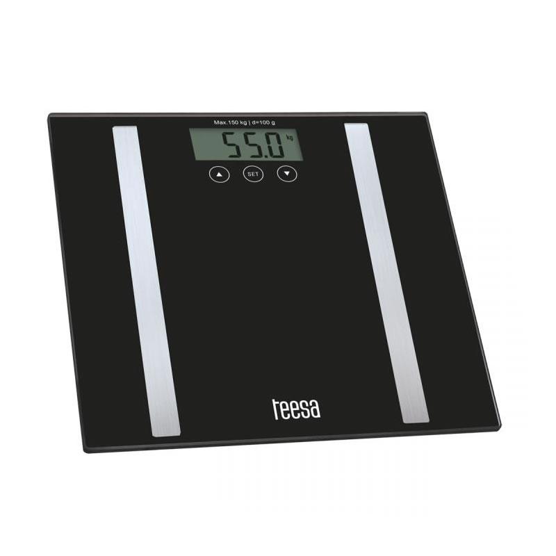 Cantar corporal Teesa TSA0802, 150 kg, functie BMI 2021 shopu.ro
