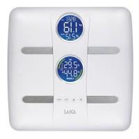 Cantar corporal de diagnostic Laica PS5009, LCD, 4 utilizatori