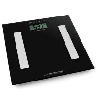 Cantar cu analizator de grasime Esperanza ESP-EBS001K, 180 kg, 4 senzori, LCD