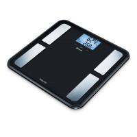 Cantar diagnostic Beurer BF850, bluetooth smart, calculare IMC, Negru