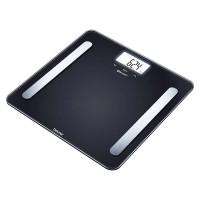 Cantar diagnostic Beurer BF600 black, 180 kg, transfer bluetooth, calculare IMC