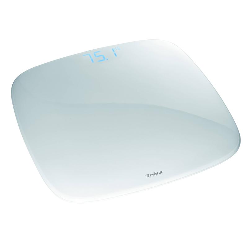 Cantar digital iScale Beauty Balance Trisa, 150 kg, LCD 2021 shopu.ro