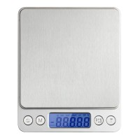 Cantar digital pentru bijuterii Top Scale, 500 g, LCD, 2 x AAA