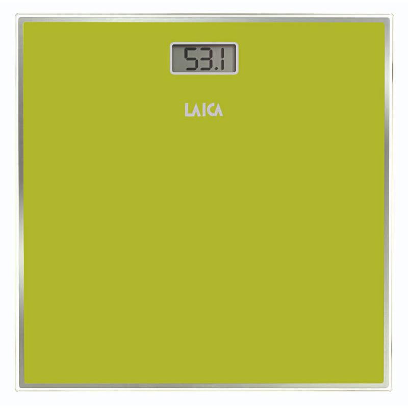 Cantar electronic Laica PS1068, 150 kg, ecran LCD, Verde 2021 shopu.ro