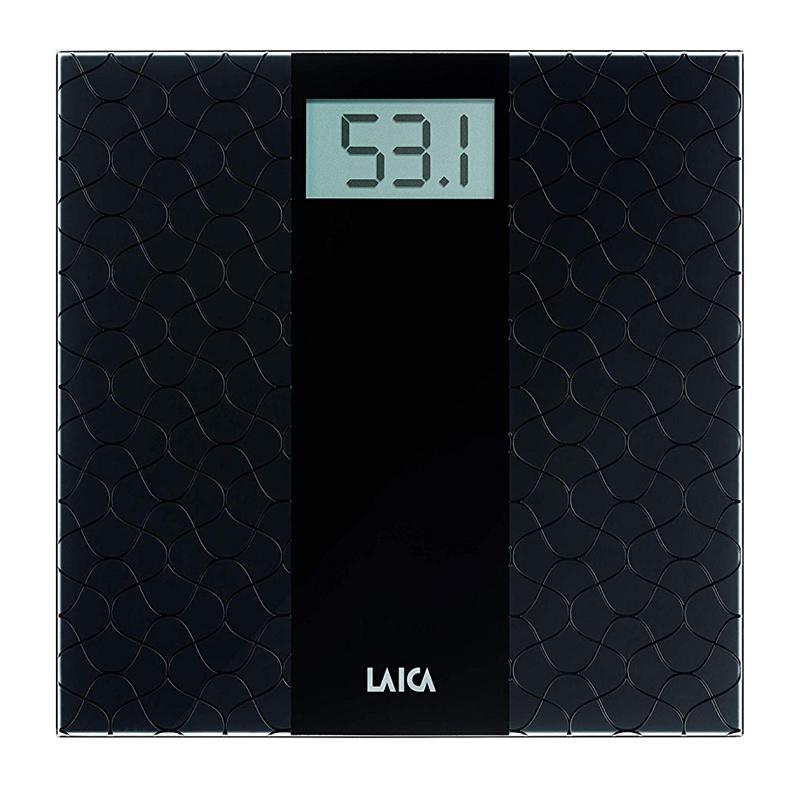Cantar electronic Laica PS1069, 180 kg, ecran LCD, Negru 2021 shopu.ro