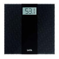 Cantar electronic Laica PS1069, 180 kg, ecran LCD, Negru