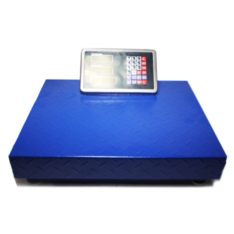 Cantar electronic Micul Fermier, 600 kg, Wi-fi, baterie 4 V, 4 Ah shopu.ro