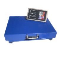 Cantar electronic Wi-Fi tip valiza Lider, 350 kg, platforma 40 x 50 cm, indicator G5, display LCD, 2 adaptoare incluse, husa display
