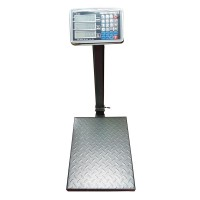 Cantar electronic cu acumulator Craft, 350 kg, platan 40 x 50 cm, brat fix