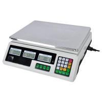 Cantar electronic cu afisaj dublu YZ208C, capacitate 40 kg, acumulator