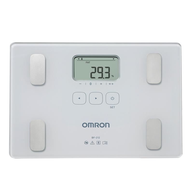 Cantar electronic cu analizator Omron BF212, 150 kg, 4 memorii