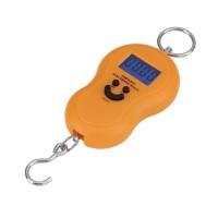 Cantar electronic portabil Angyu, 40 kg, masurare temperatura