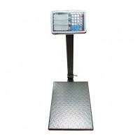 Cantar electronic tip platforma, 700 kg, brat pliabil