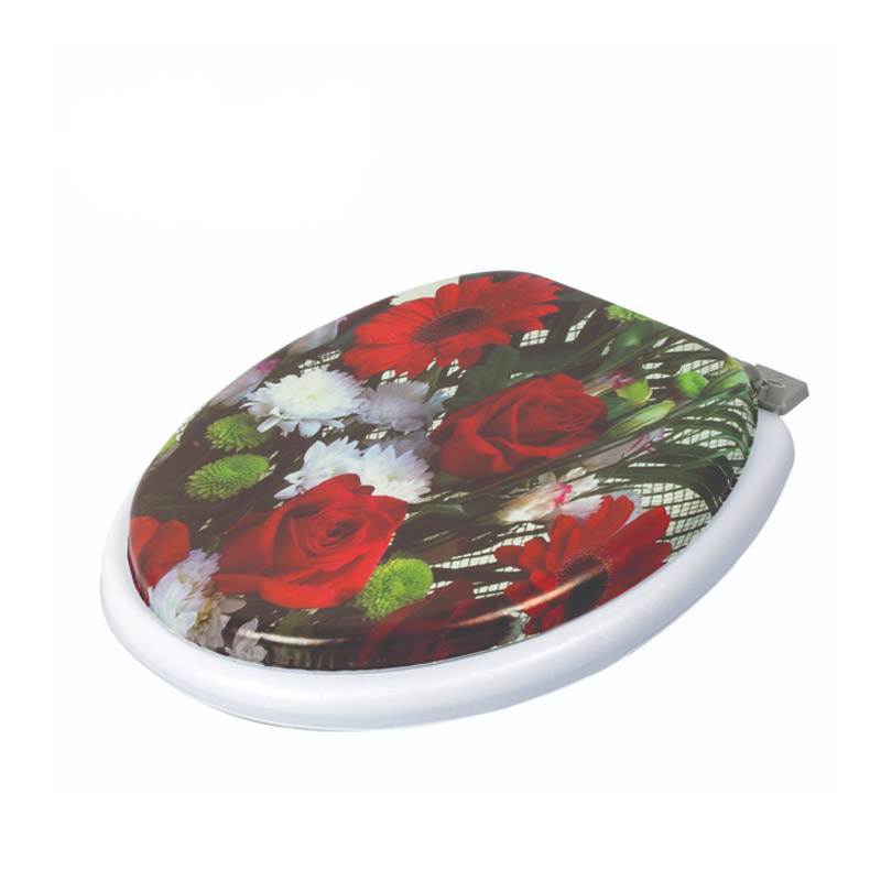 Capac WC plastic buretat Zilan, universal shopu.ro
