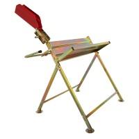 Capra taiat lemne ProGarden, cadru pliabil, lungime reglabila, suport pentru ferastrau cu lant