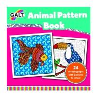 Carte de colorat Galt Animalute, 24 de imagini, 6 ani+