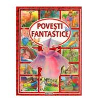 Carte pentru copii 18 Povesti Fantastice, editura Girasol