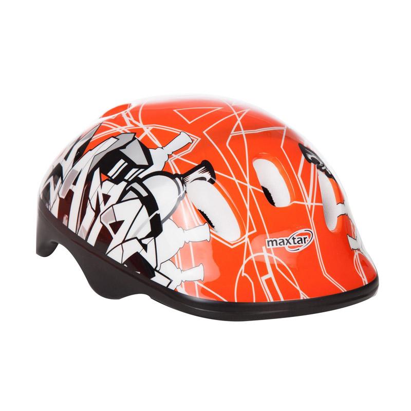 Casca protectie Maxtar, 58 cm, portocaliu