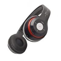Casti audio stereo STN-16, bluetooth, microfon incorporat, suport card TF/microUSB