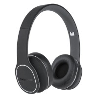 Casti bluetooth Kruger Matz Soul 2, wireless, negru