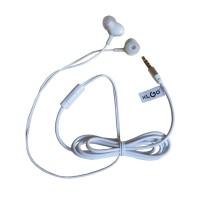 Casti in-ear Klgo KS-12, control volum, microfon, Alb