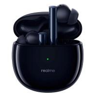 Casti in-ear Realme Buds Air 2, Bluetooth 5.0, 10 m, Dual ENC, suport incarcare, Negru