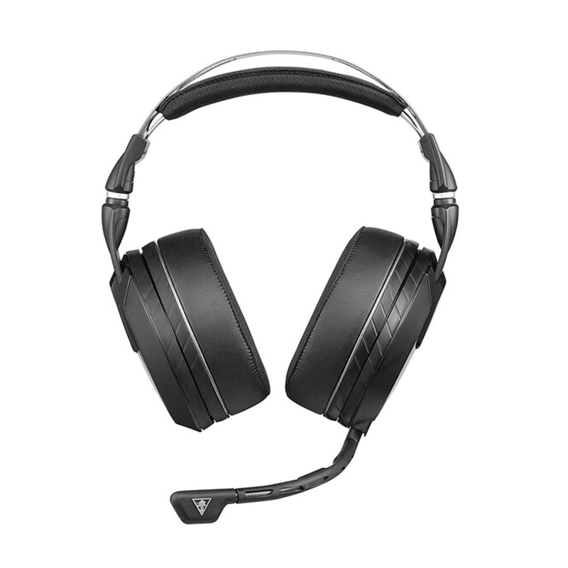 Casti Elite Atlas Turtle Beach, jack 3.5 mm, microfon incorporat, Negru 2021 shopu.ro
