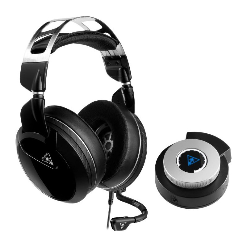 Casti Elite Pro 2 SuperAmp Turtle Beach, jack 3.5 mm, USB, microfon incorporat, Negru 2021 shopu.ro