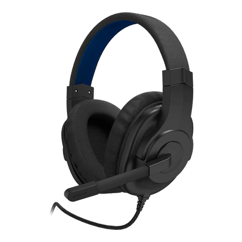 Casti SoundZ 200 uRage, stereo, USB-A, plastic/piele captusita, microfon incorporat, Negru 2021 shopu.ro