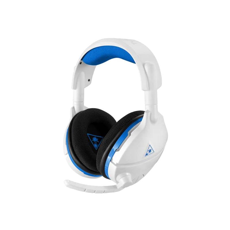 Casti Stealth 600P Turtle Beach, wireless, microfon incorporat, surround, 900 mAh, Alb/Albastru