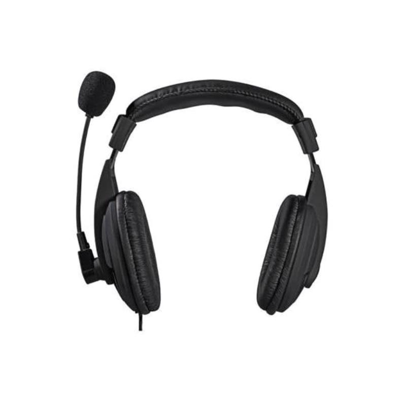 Casti gaming Insomnia Coal Hama, cu fir, jack 3.5 mm, microfon incorporat, Negru 2021 shopu.ro