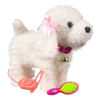 Catel interactiv My Sweet Puppy, 30 cm, 3 x AA, telecomanda
