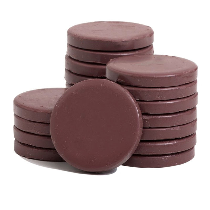 Ceara elastica tip discuri Roial CER2166, 1 kg, ciocolata 2021 shopu.ro