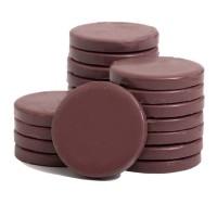 Ceara elastica tip discuri Roial CER2166, 1 kg, ciocolata