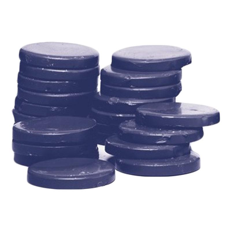 Ceara elastica tip discuri Roial CER2353, 1 kg, albastra 2021 shopu.ro