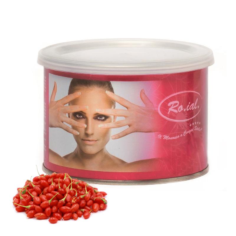 Ceara epilatoare Roial, 400 ml, Goji Berries 2021 shopu.ro