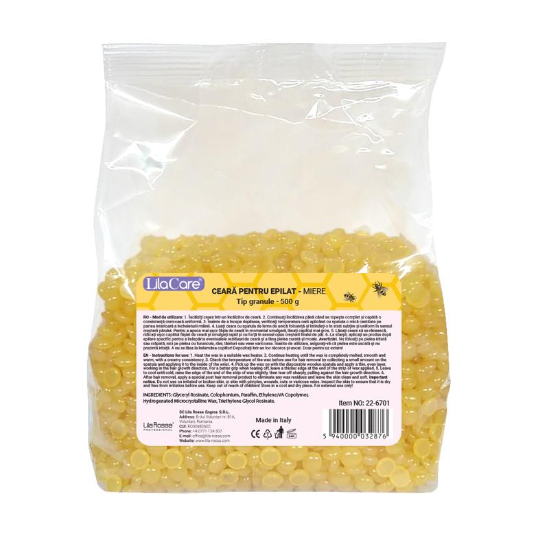 Ceara granule Lila Care, 500 grame, Miere 2021 shopu.ro