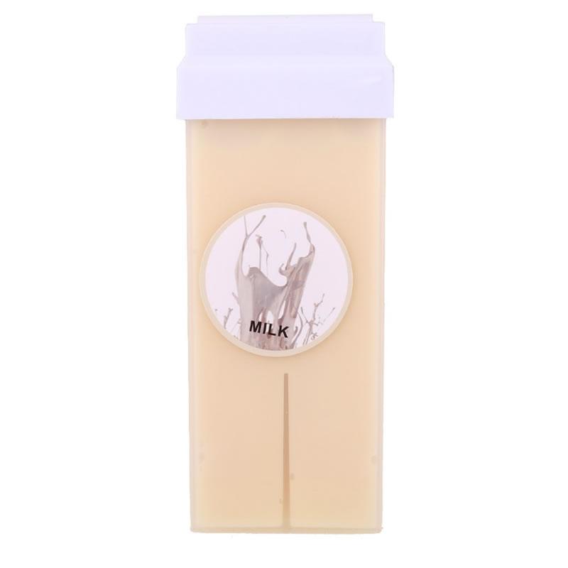 Ceara epilatoare tip roll-on Miley, 100 ml, lapte 2021 shopu.ro