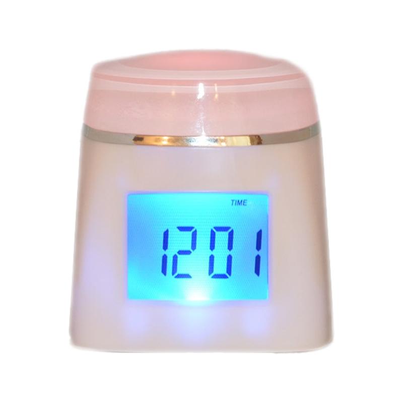 Ceas cub multicolor 809, afiseaza temperatura 2021 shopu.ro