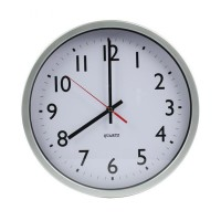 Ceas de perete BasicXL, design clasic
