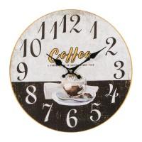 Ceas de perete Coffe Gourmet, 34 cm