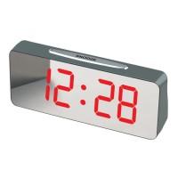 Ceas digital VST-783, display oglinda, alarma, buton Snooze