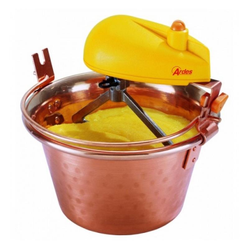 Ceaun electric Ardes, 2.5 l, 230 V, 2 rpm, aluminiu, tel detasabil shopu.ro