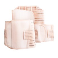 Centura abdominala postnatala Sibote ST1131, 3 piese, marimea XL