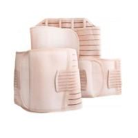 Centura abdominala postnatala Sibote ST1131, 3 piese, marimea L