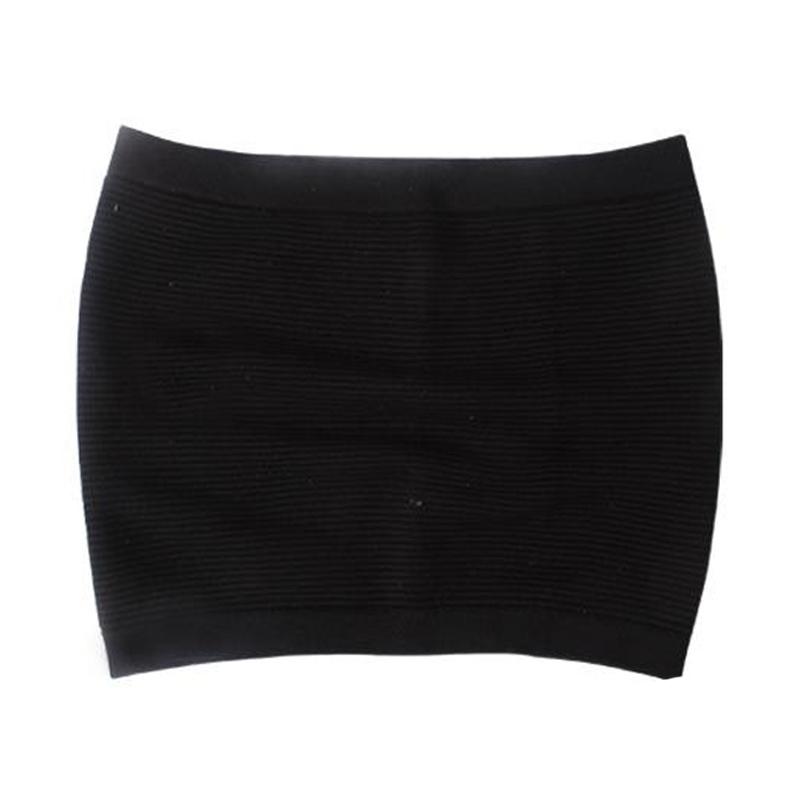 Centura pentru modelarea taliei Cogit Cellulite Waist, marimea XL, Negru 2021 shopu.ro